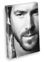 Ryan Reynolds - Canvas Print (large A3 - Signed By The Artist) #js004