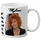 Mug Mylène Farmer - Vendu Exclusivement Par Kadomania