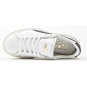 Chaussures Puma Creeper White&black By Rihanna