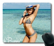 Kate Upton Pop Actress & Model Mouse Pad/mouse Mat Rectangle By Ieasycenter