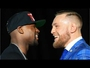VIDEO : Fans Show Up In Tens Of Thousands To Show Support For Mayweather/McGregor