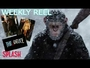 VIDEO : The Weekly Reel: War for the Planet of the Apes and Dueces