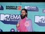 VIDEO : Jared Leto mistaken for Jay Leno at MTV EMAs