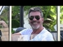 VIDEO : Simon Cowell is no longer smoking 80 cigarettes a day