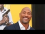VIDEO : Dwayne Johnson To Receive Star On Hollywood Walk Of Fame