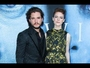VIDEO : Kit Harington and Rose Leslie haven't planned wedding yet