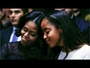 VIDEO : Barack Obama Cried When Dropping Malia At College