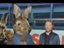 VIDEO : BANG EXCLUSIVE: Domhnall Gleeson's Peter Rabbit frustration