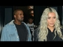 VIDEO : Kim Kardashian Stops By Wyoming To Support Kanye West