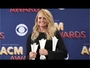 VIDEO : Miranda Lambert Sets Country Music Awards Record