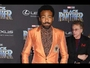VIDEO : Donald Glover ate pizza to celebrate Solo role