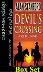 Joe Bell Box Set: Devils Crossing-wendigo-deadman Ridge