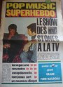 Pop-music-superhebdo N° 60. Le Show Des Stones à La Tv, Las Vegas, Tom Jones, La
