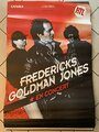 Affiche / Jean-jacques Goldman - Fredericks Jones - 1993-80x120cm Poster