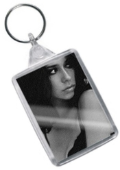 Jennifer Love Hewitt - Original Art Keyring #js004
