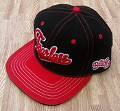 Nikki Bella 'fearless' Flat Bill Snap Back Wwe Hat Cap