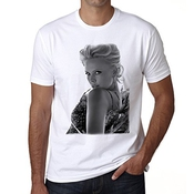 Charlize Theron H T-shirt,cadeau,homme,blanc,t Shirt Homme