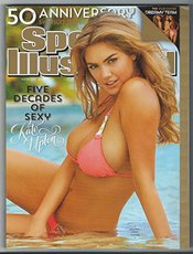 Sports Illustrated Magazine Swimsuit Edition Winter (march) 2014 Nina Agdal, Lily Aldridge & Chrissy Teigen - Legend Cover, 50th Anniversary Issue Of Swimsuits (kate Upton On Back Cover)
