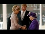 VIDEO : Queen Elizabeth II Hosts Dutch King And Queen At Palace